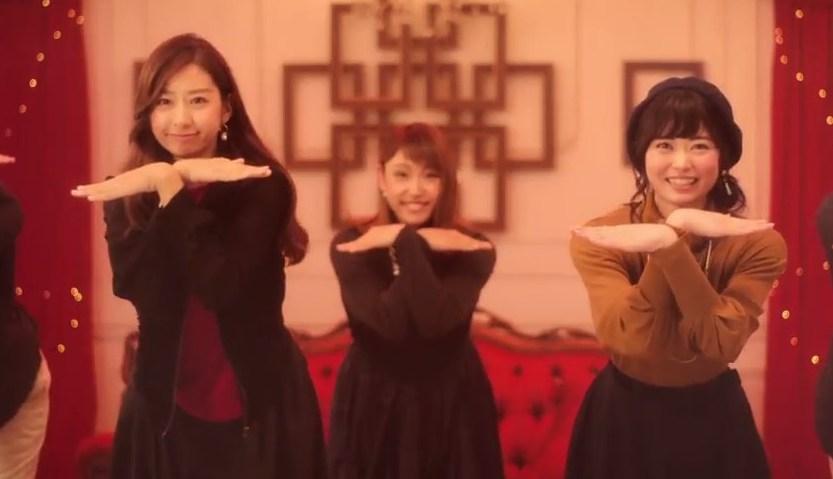高島屋(タカシマヤ)のCMで踊るかわいい女優は誰?【ダンス動画】