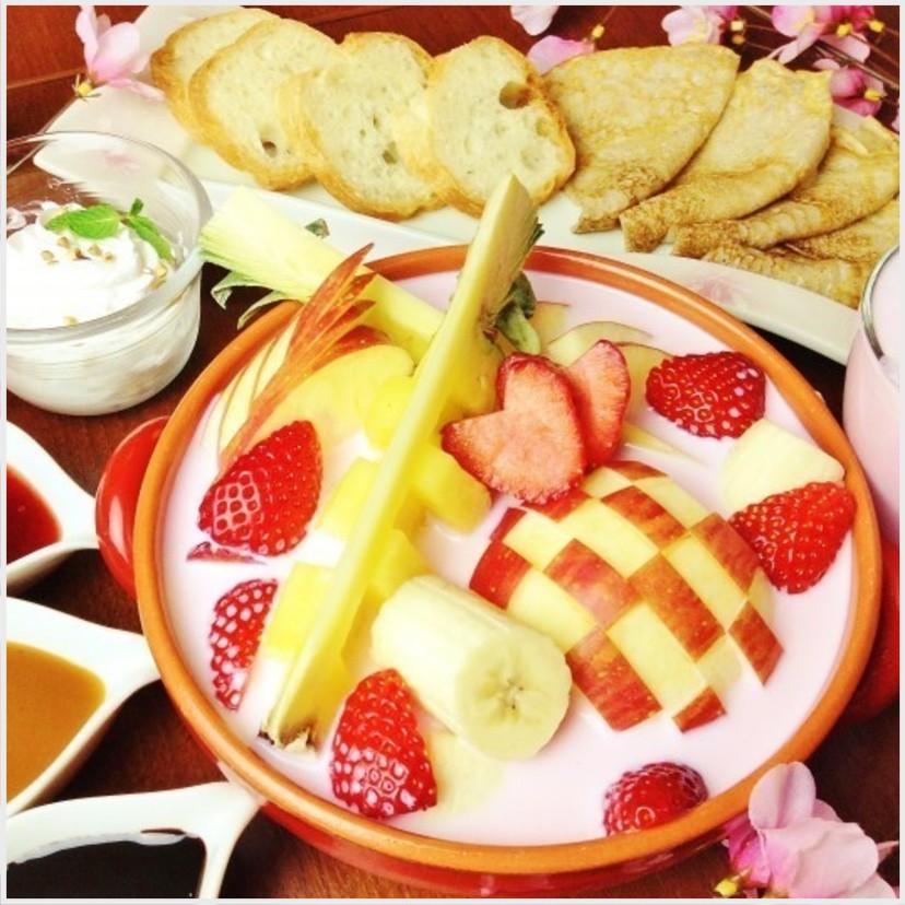 フルーツ鍋って美味しいの?味や値段、食べれるお店・場所を調査!