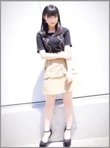 田中美久、私服