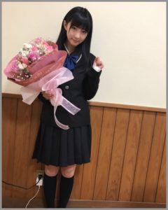 田中美久、高校