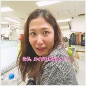 桑子真帆、アナ、すっぴん、画像