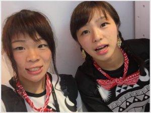 川井梨紗子、妹、可愛い