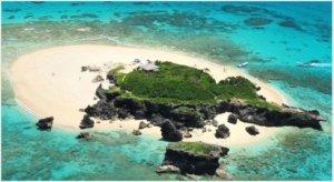 WANIMA、ロケ地、島