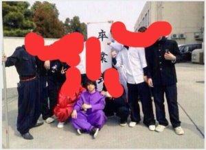 平野紫耀、卒アル、ヤンキー