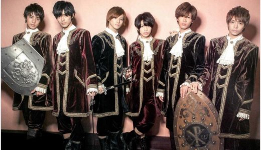 【King&Prince(キンプリ)メンバー】プロフィール・カラーと人気順を紹介!