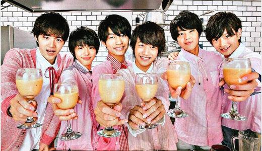 東京B少年のメンバーカラーと人気順!プロフィール&画像もチェック!