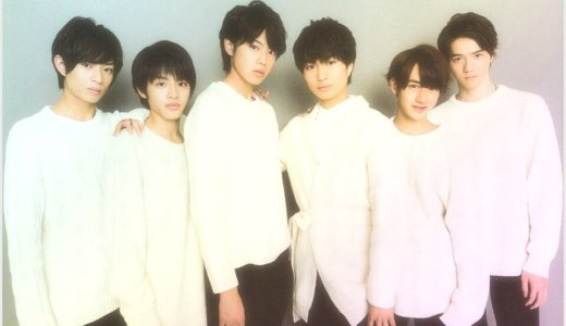 【東京B少年】各メンバーの憧れの先輩・尊敬する先輩まとめ!エピソードも!