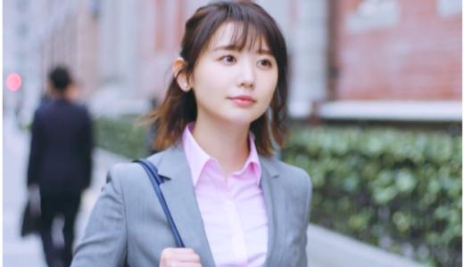 【夢テクノロジーCM】スーツ姿の女優は誰?曲名や歌手もチェック!