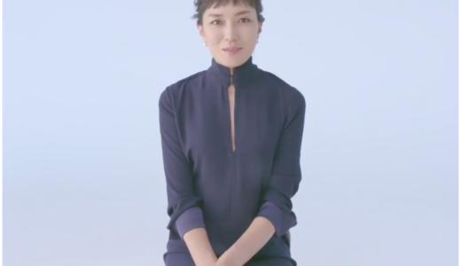 ワコールラゼ2018CMの女優は誰?オン眉女性が美しい!
