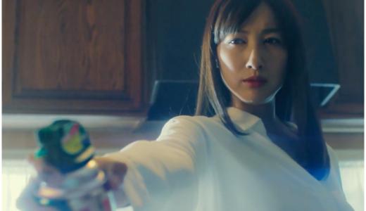 アースゴキジェットプロ2018最新CMの母親役の女優は誰?