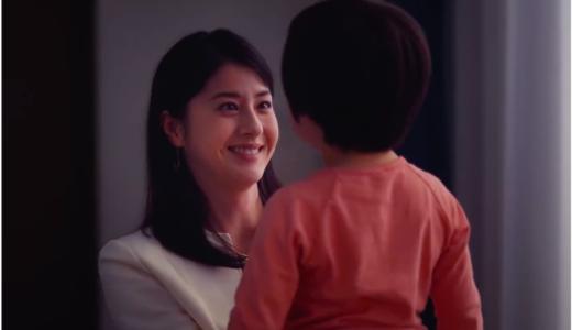 Amazon Echo(アマゾンエコー)CMで母親役の女優は誰?