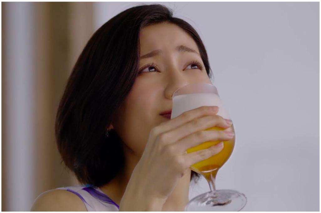 アサヒビール cm 女優 2020