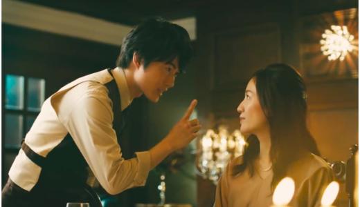 グリコHOBAL(ホーバル)CM店員役の俳優とチョコを食べる女優は誰?