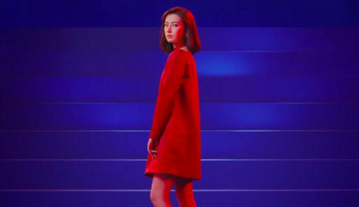 『三菱重工の空調』CMの女優は誰?青と赤のワンピースを着こなす美人女性!