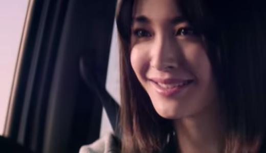 日産『デイズ』CMの女優は誰?車を運転している美人!行けるって、たのしい!
