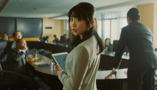 ブルボン『プチシリーズ』CMの女優は誰?吉田鋼太郎と共演する秘書役の女性!