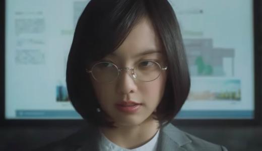 【東京海上日動】保険CMの女優と俳優は誰?眼鏡の女性と船の舵を取る男性!