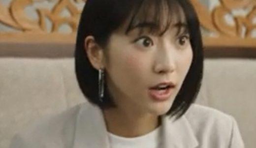 NOVAのコマーシャル レストランで外国人と英会話している女性は誰?