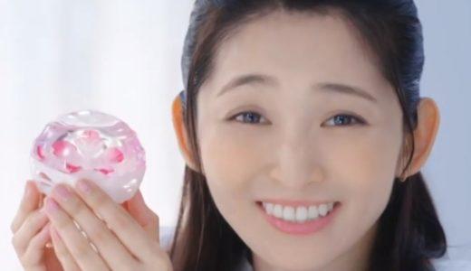 小林製薬『ブルーレットはなリウム』CMの笑顔が素敵な女優は岡本玲さん!