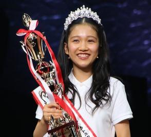 ホリプロタレントスカウトキャラバン2020グランプリは中学2年生の山崎玲奈さん!