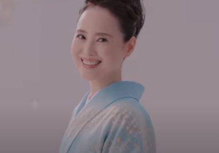 『日本和装』2021CMに松田聖子さんが出演!着物姿が美しい!
