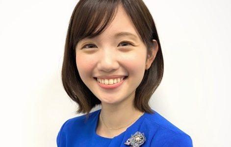テレビ東京女性No.1アナは「モヤさま」4代目アシスタントの田中瞳アナウンサー!