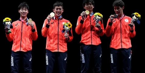 『東京五輪フェンシング男子』金メダルのエペ団体キャプテンは見延和靖選手!報奨金1億円の使い道は?